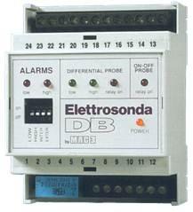 Elettrosonda DB with Five Control Points